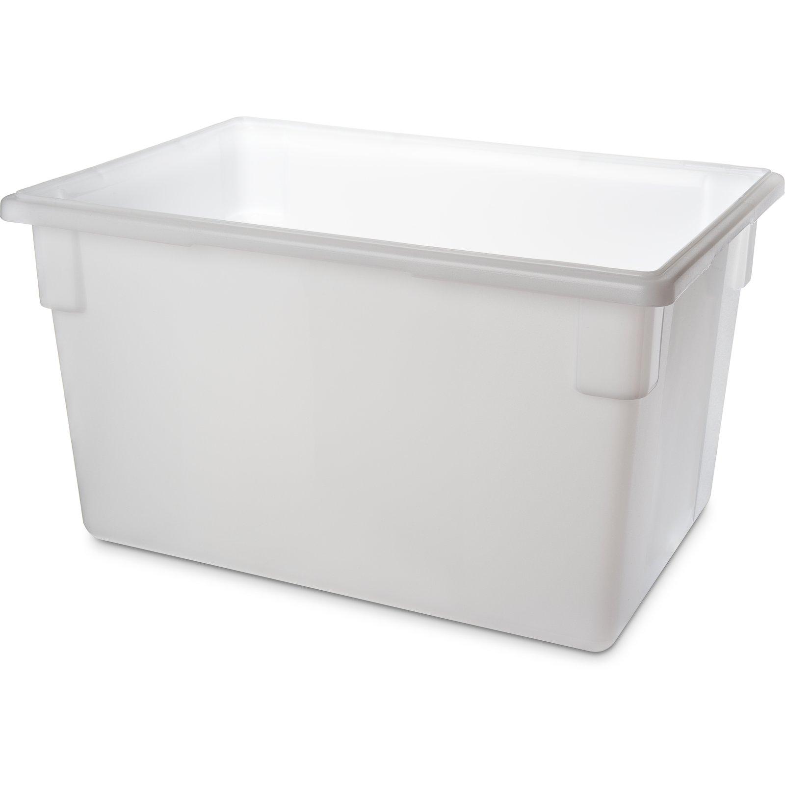 1064402 StorPlus Polyethylene Food Box Storage Container 215