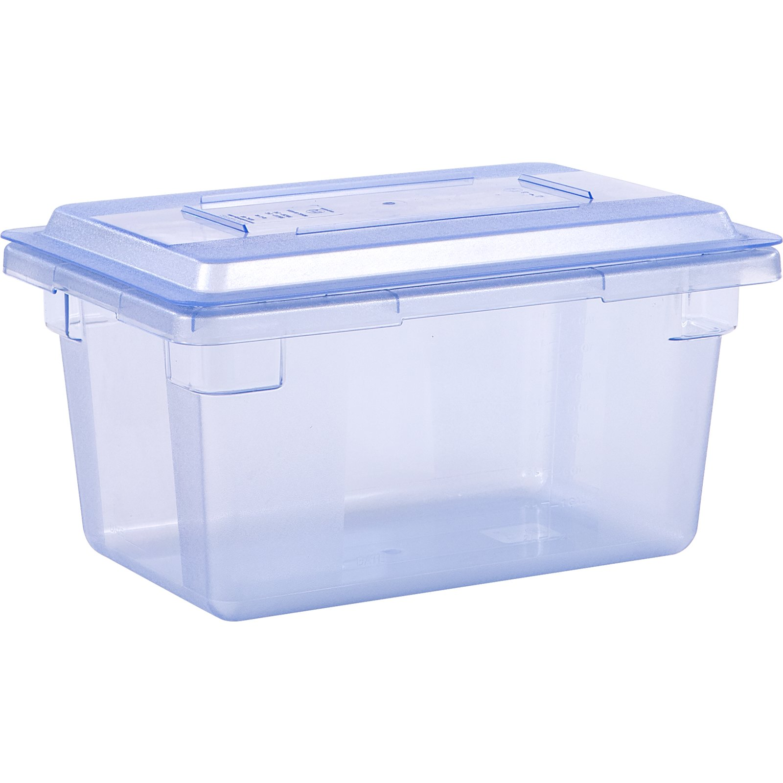 10612C14 StorPlus Color Coded Food Box Storage Container 5 Gallon