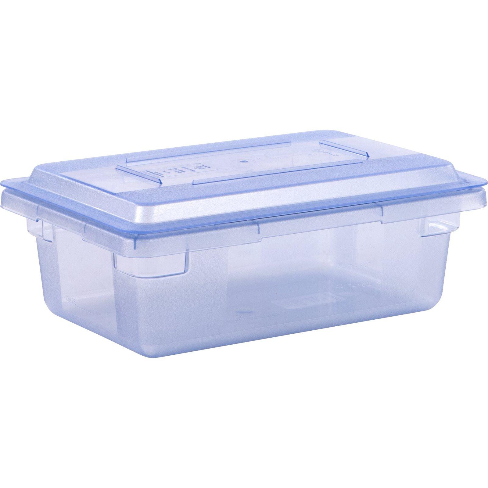 10617c14 storplus color coded food box storage. Black Bedroom Furniture Sets. Home Design Ideas