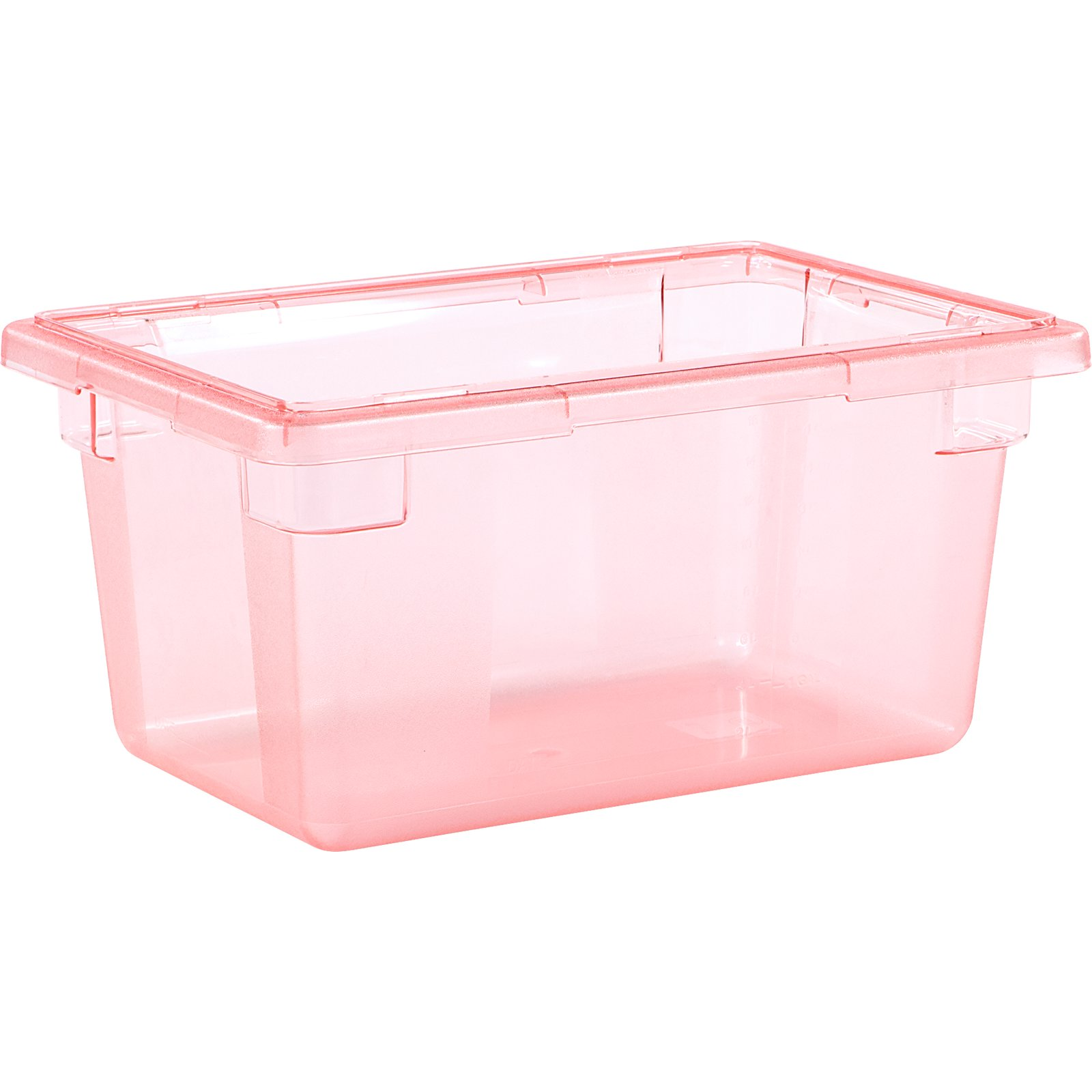 10612C05 StorPlus Color Coded Food Box Storage Container 5 Gallon