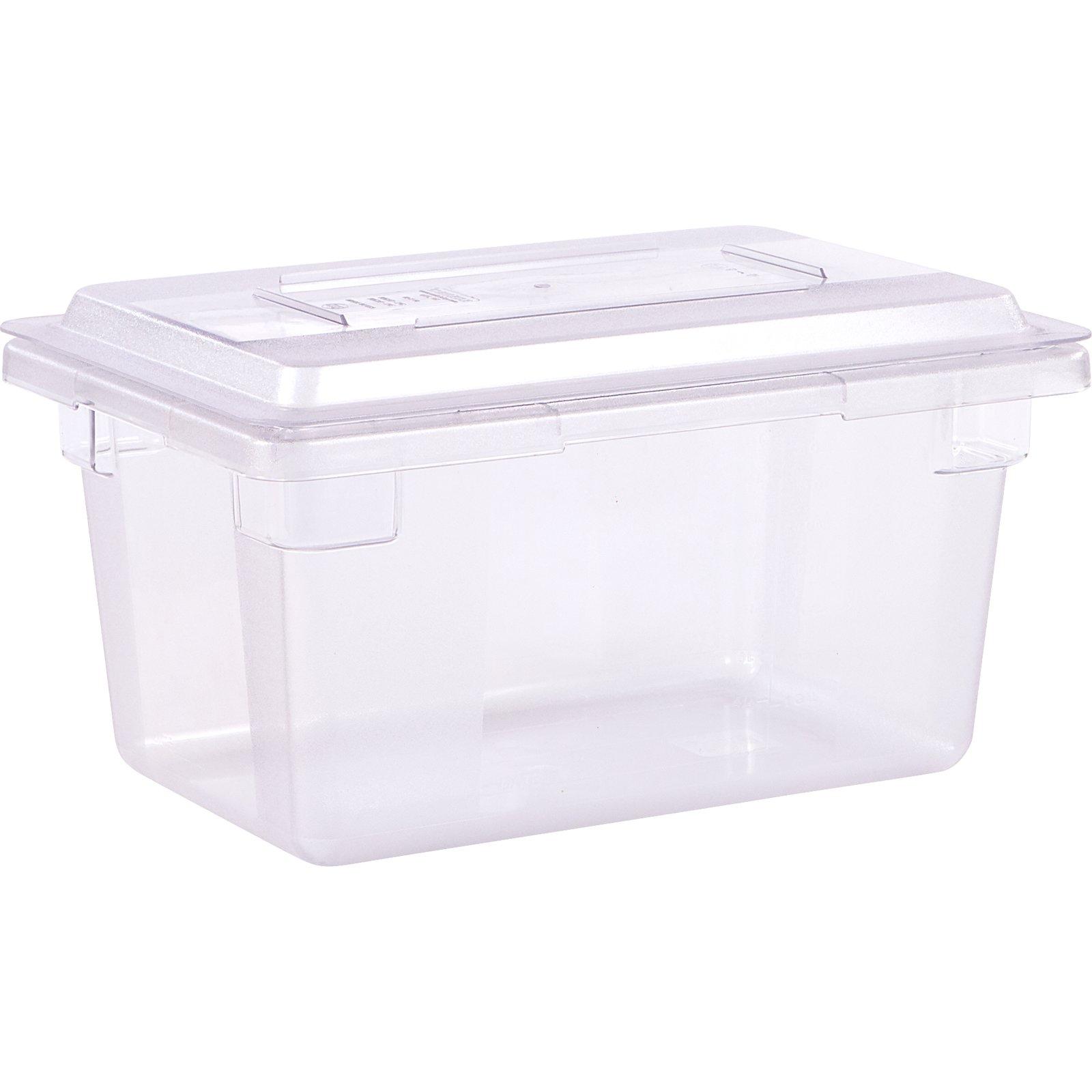 1061207 StorPlus Polycarbonate Food Box Storage Container 5