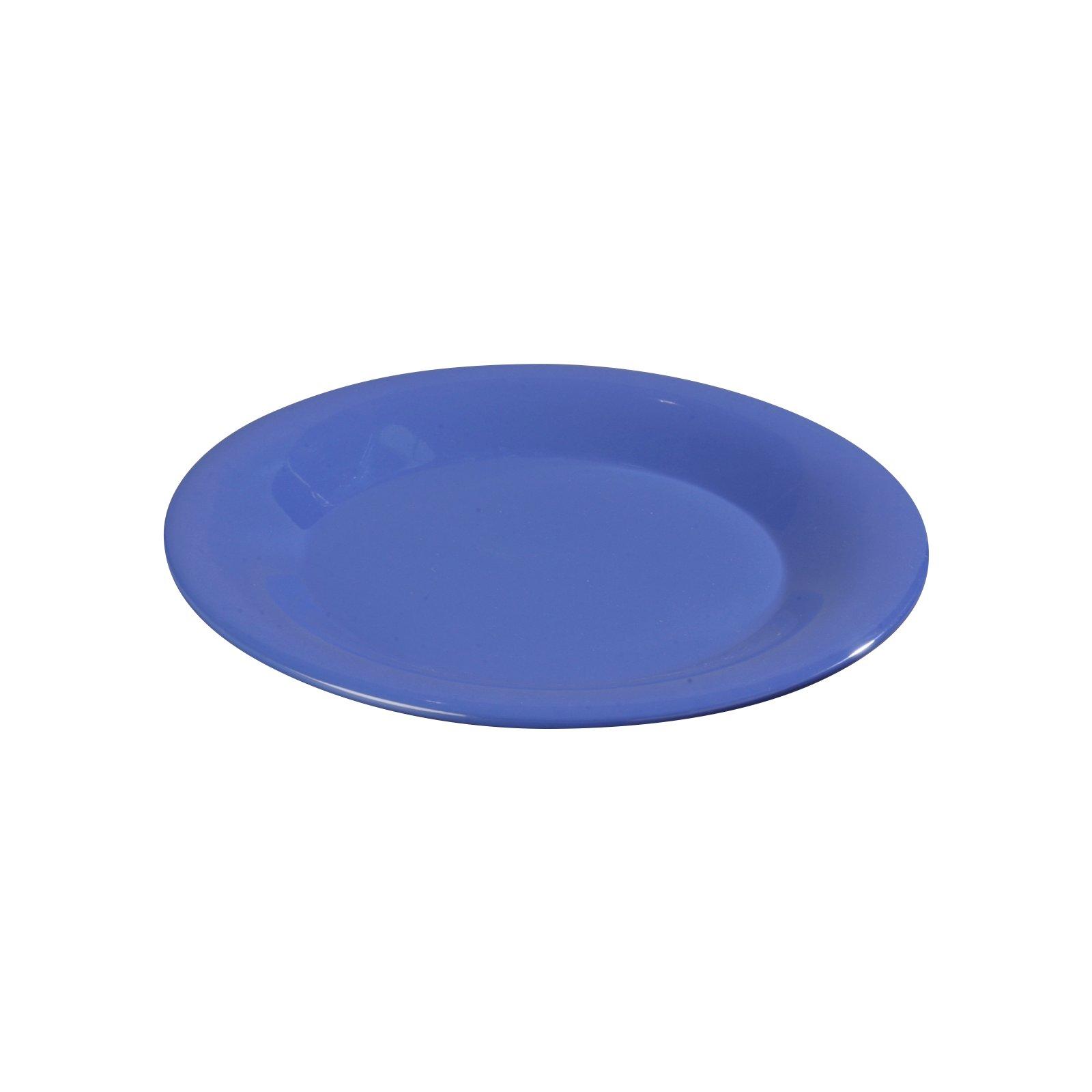 3301214 - Sierrus™ Melamine Wide Rim Dinner Plate 9\  - Ocean Blue  sc 1 st  Carlisle FoodService Products & 3301214 - Sierrus™ Melamine Wide Rim Dinner Plate 9\