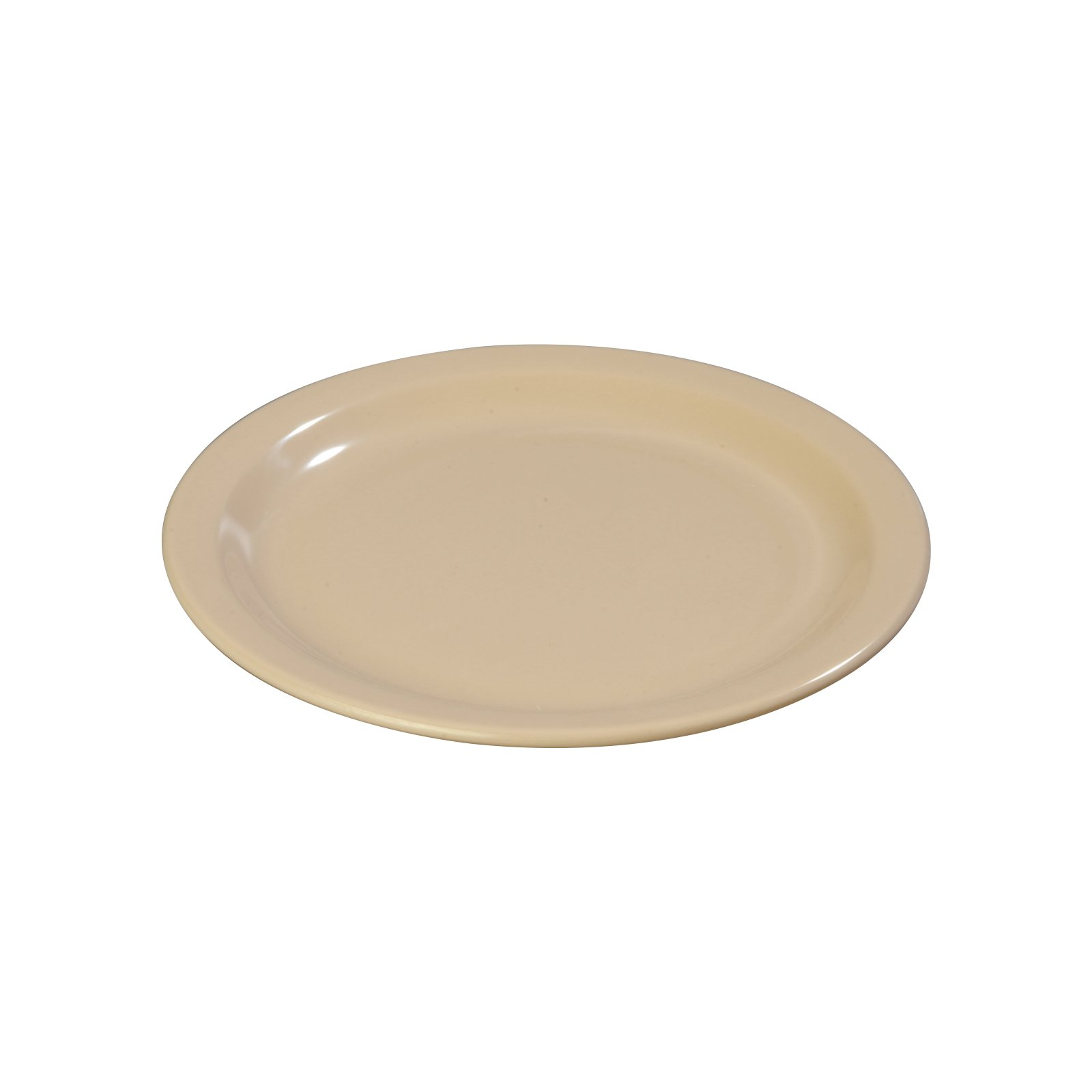 ... 4350425 - Dallas Ware® Melamine Pie Plate 6-1/2  - Tan  sc 1 st  Carlisle FoodService Products & 4350425 - Dallas Ware® Melamine Pie Plate 6-1/2