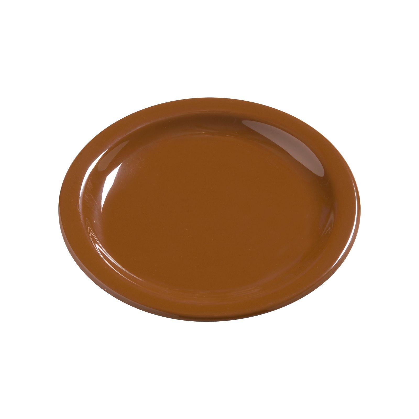4385443 - Dayton™ Melamine Salad Plate 7.25  - Toffee  sc 1 st  Carlisle FoodService Products & 4385443 - Dayton™ Melamine Salad Plate 7.25