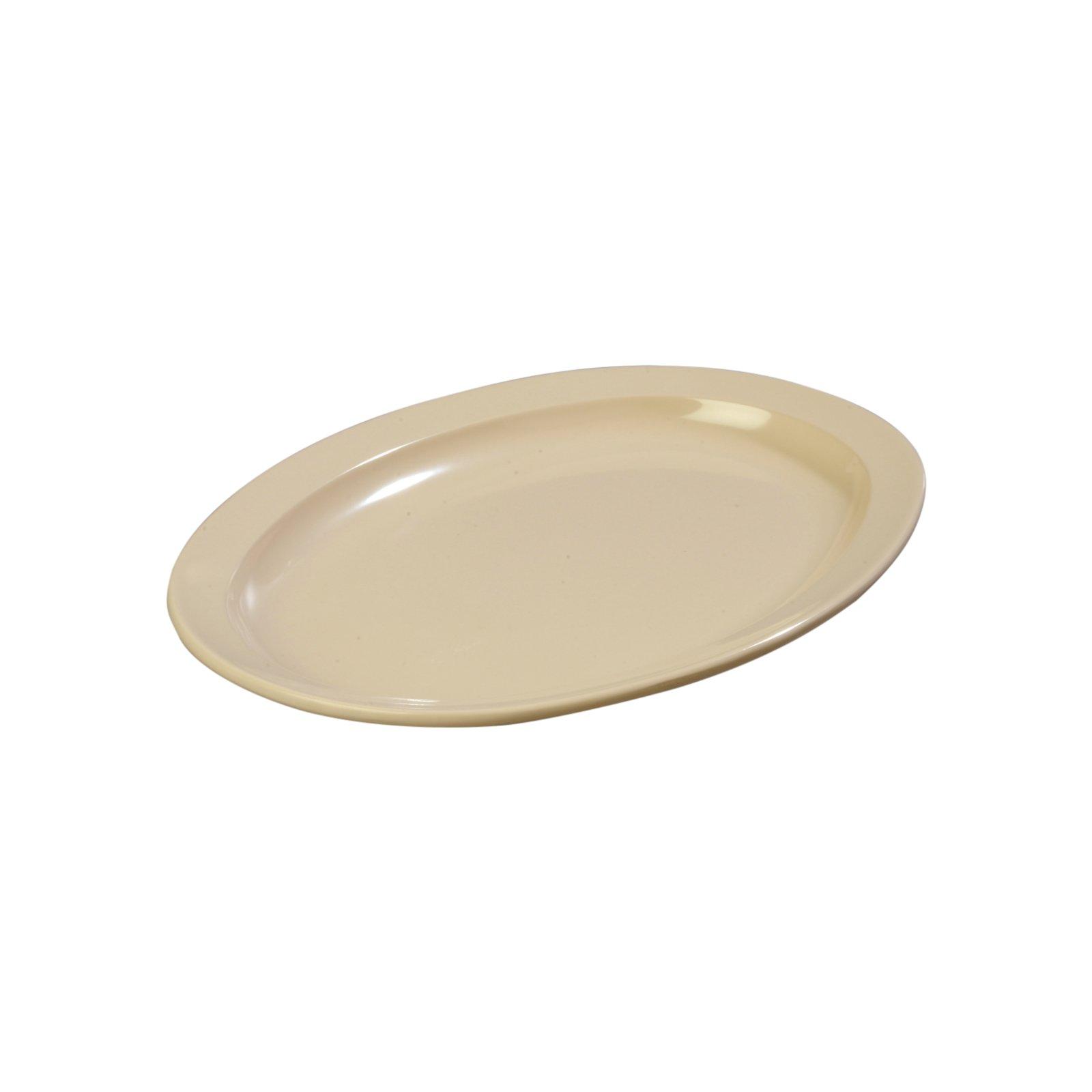 KL12625 - Kingline™ Melamine Oval Platter Tray 13.5\