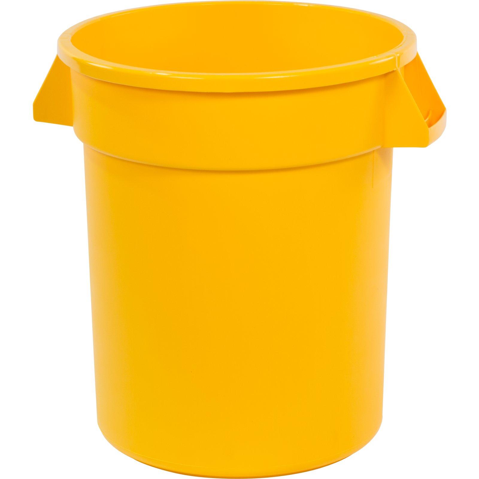 34102004 - Bronco™ Round Waste Bin Trash Container 20