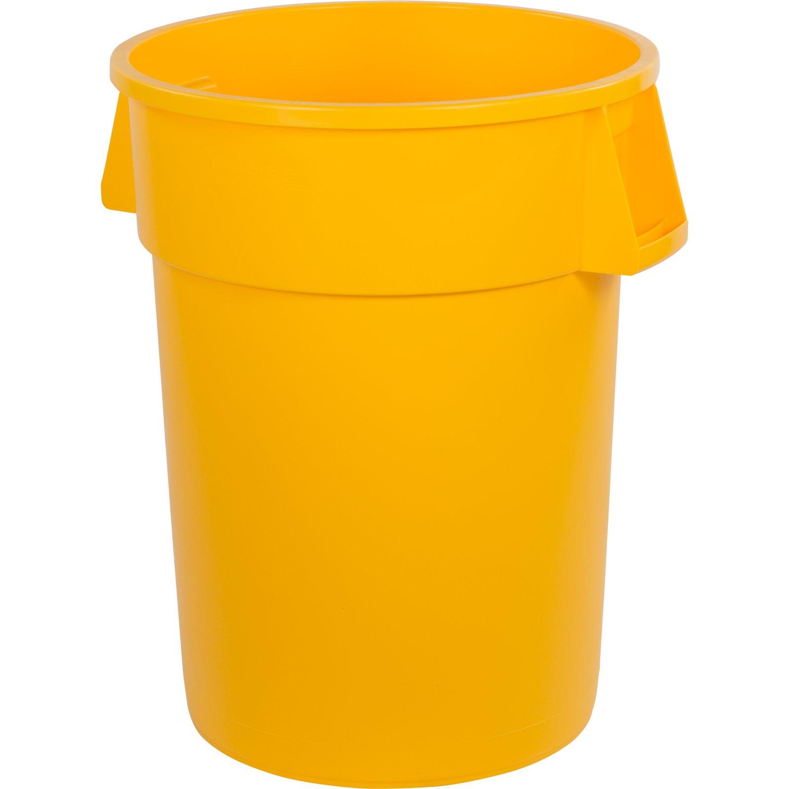 34104404 - Bronco™ Round Waste Bin Trash Container 44
