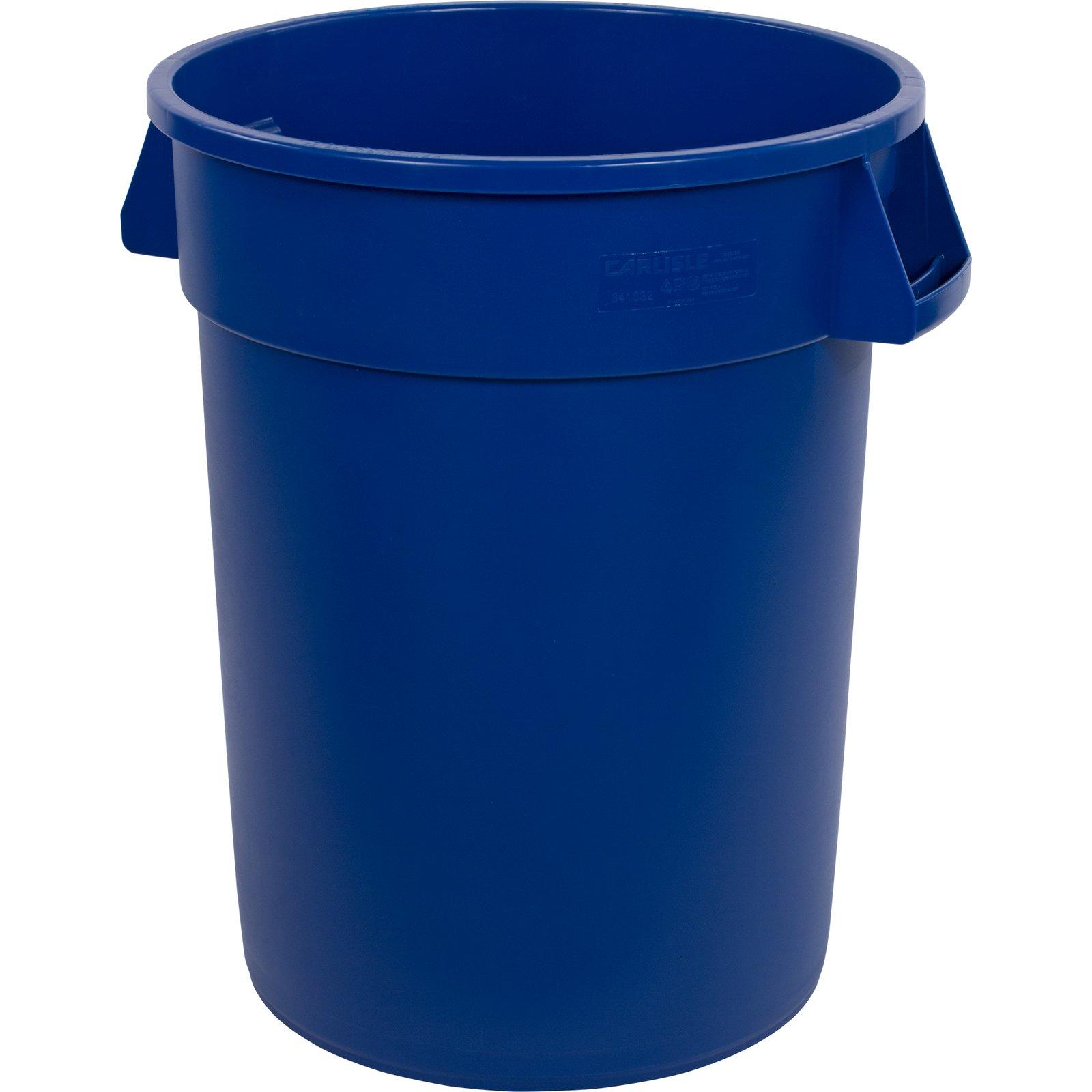 34103214 Bronco Round Waste Bin Trash Container 32