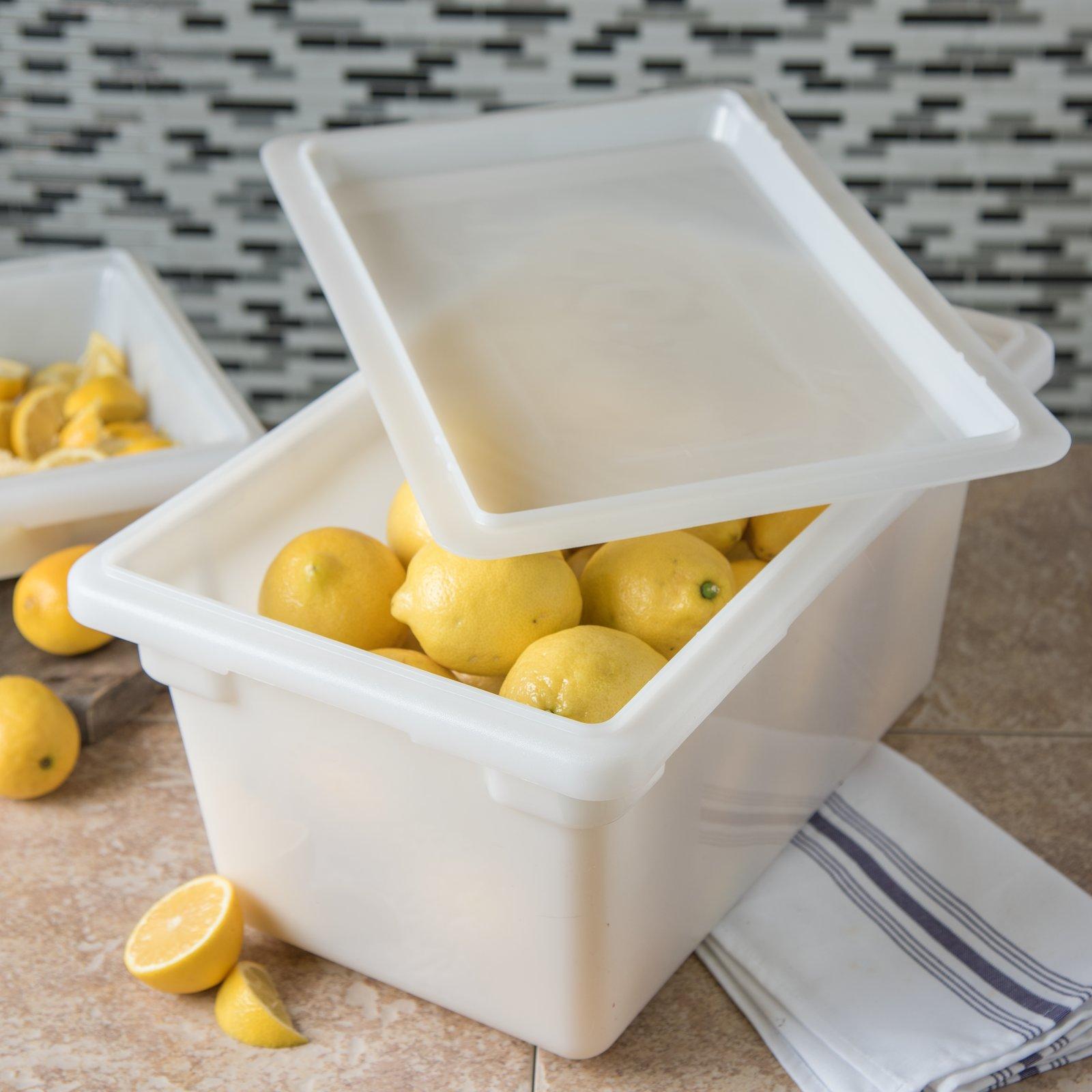 1063202 - StorPlus™ Polyethylene Food Box Storage Container 5 Gallon 18  x 12 & 1063202 - StorPlus™ Polyethylene Food Box Storage Container 5 Gallon ...