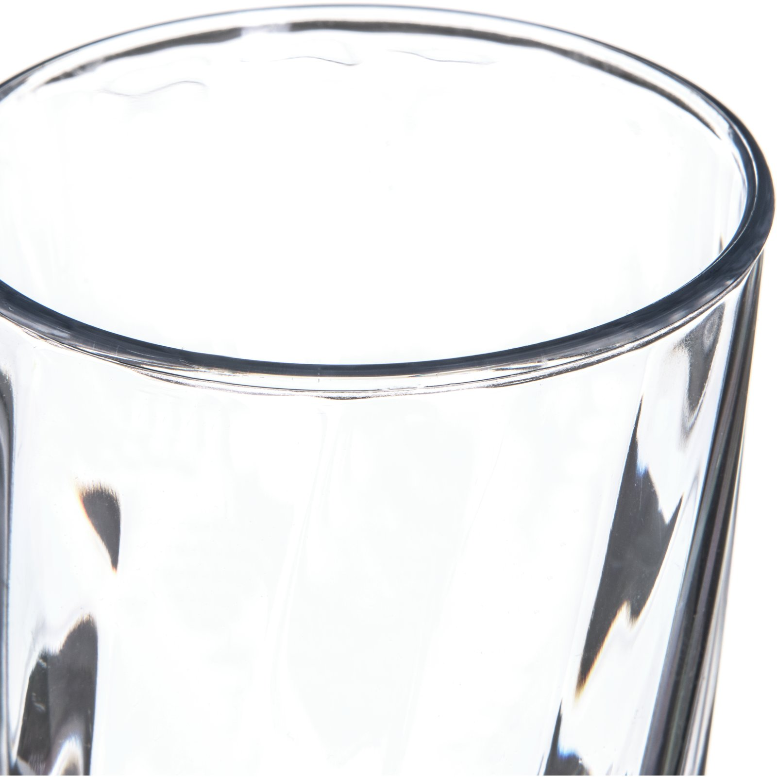 Clear Carlisle 4366607 Polycarbonate Swirl Tumbler 12 oz