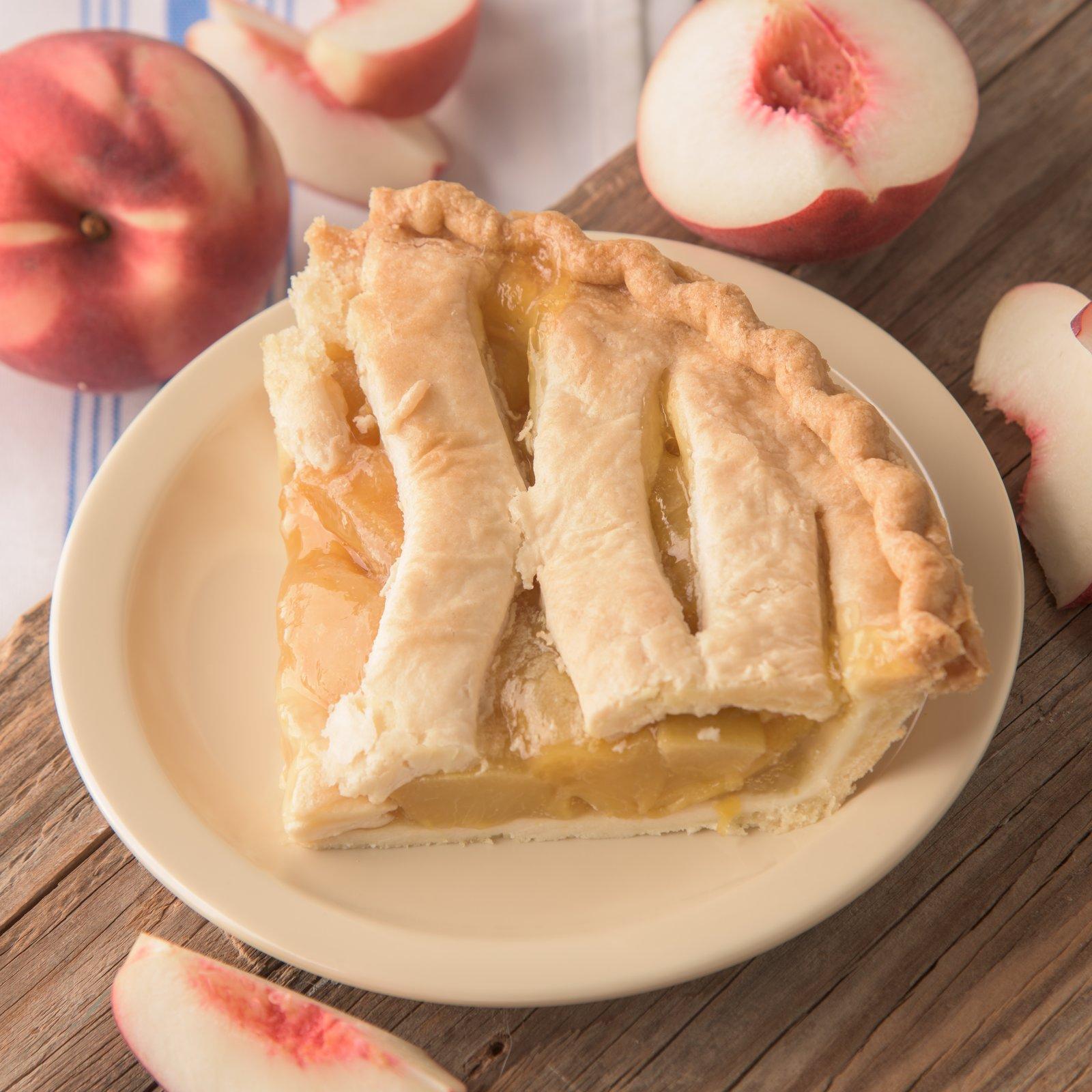 ... 4350425 - Dallas Ware® Melamine Pie Plate 6-1/2\  - Tan & 4350425 - Dallas Ware® Melamine Pie Plate 6-1/2\