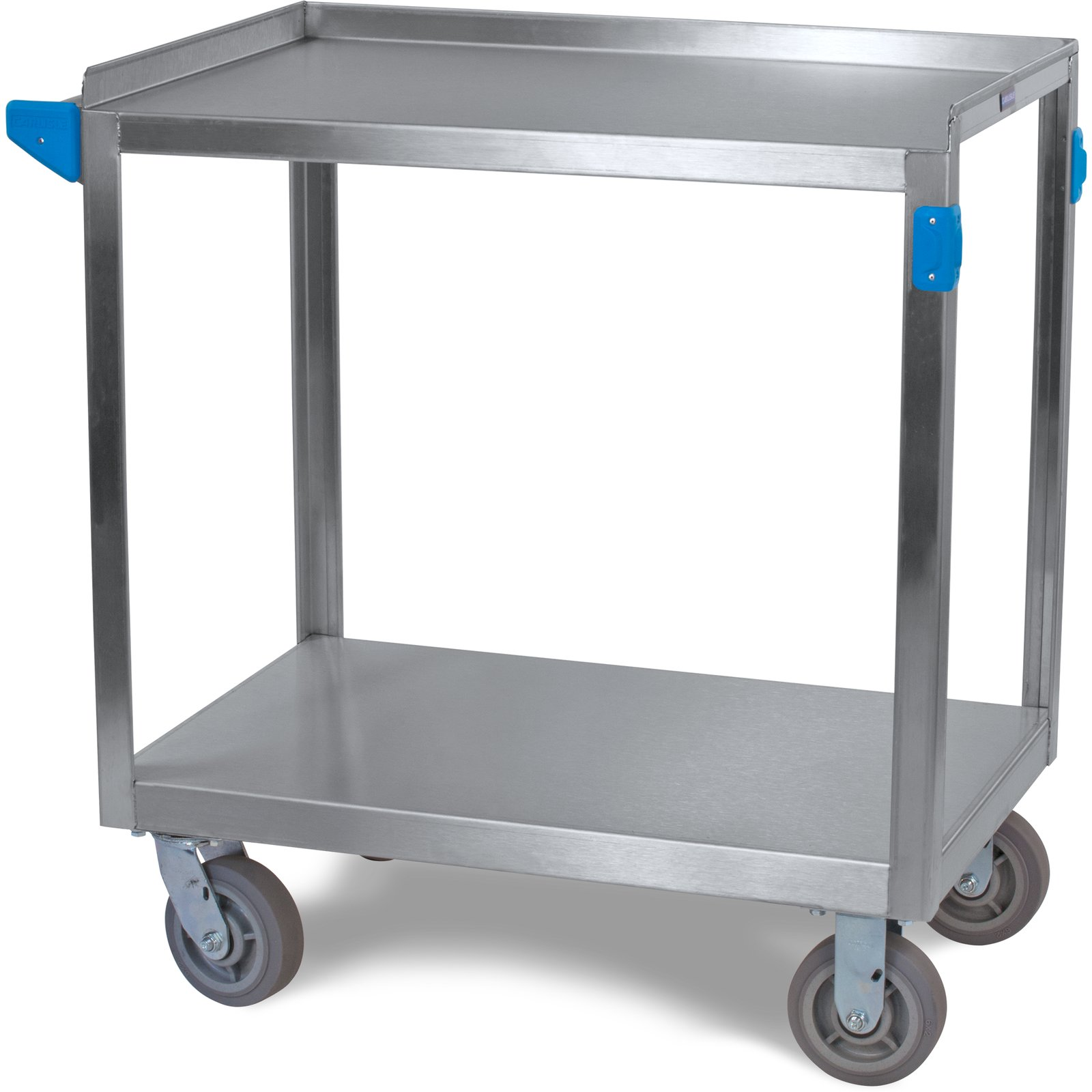 Uc7022133 2 Shelf Stainless Steel Utility Cart 700 Lb Capacity 21