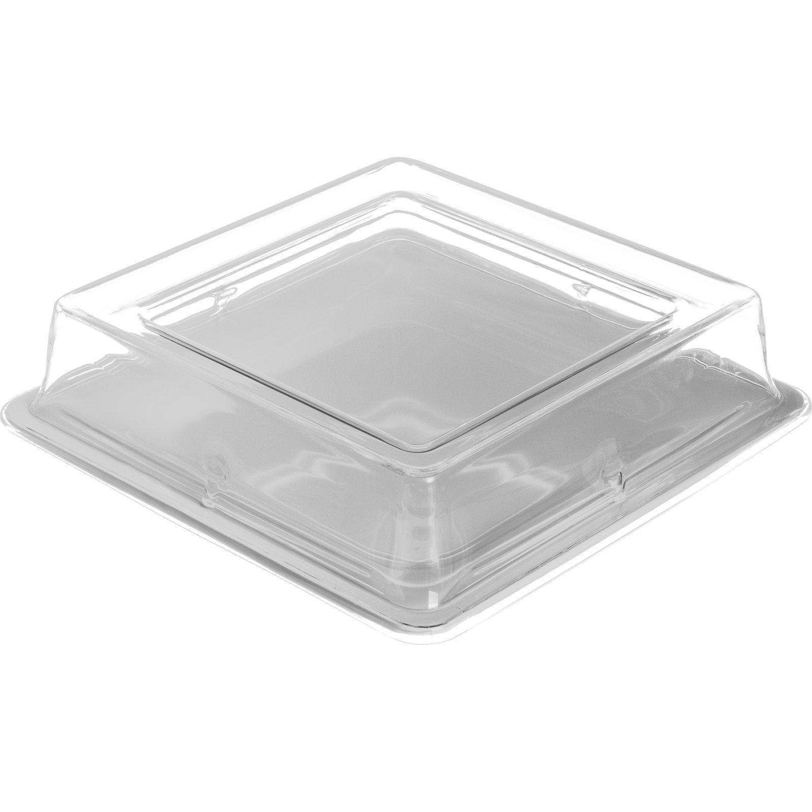 """44400C07 - Designer Displayware™ Cover for 12"""" WR Square Plate ... for Square Plate Designs  110yll"""