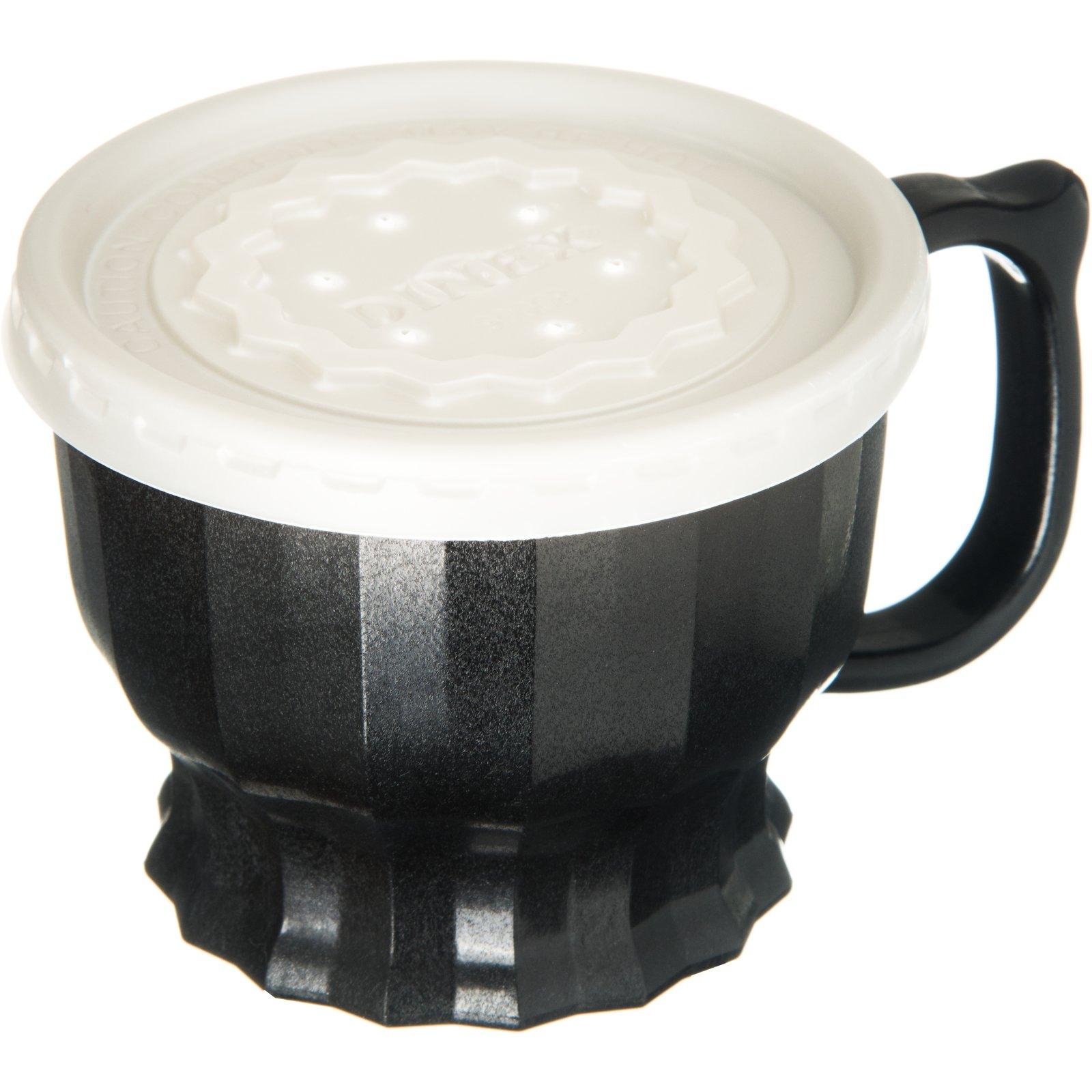 Dx9000b7000 Tropez Disposable Lid Fits Dx9000b 8 Oz Mug Dx9200b