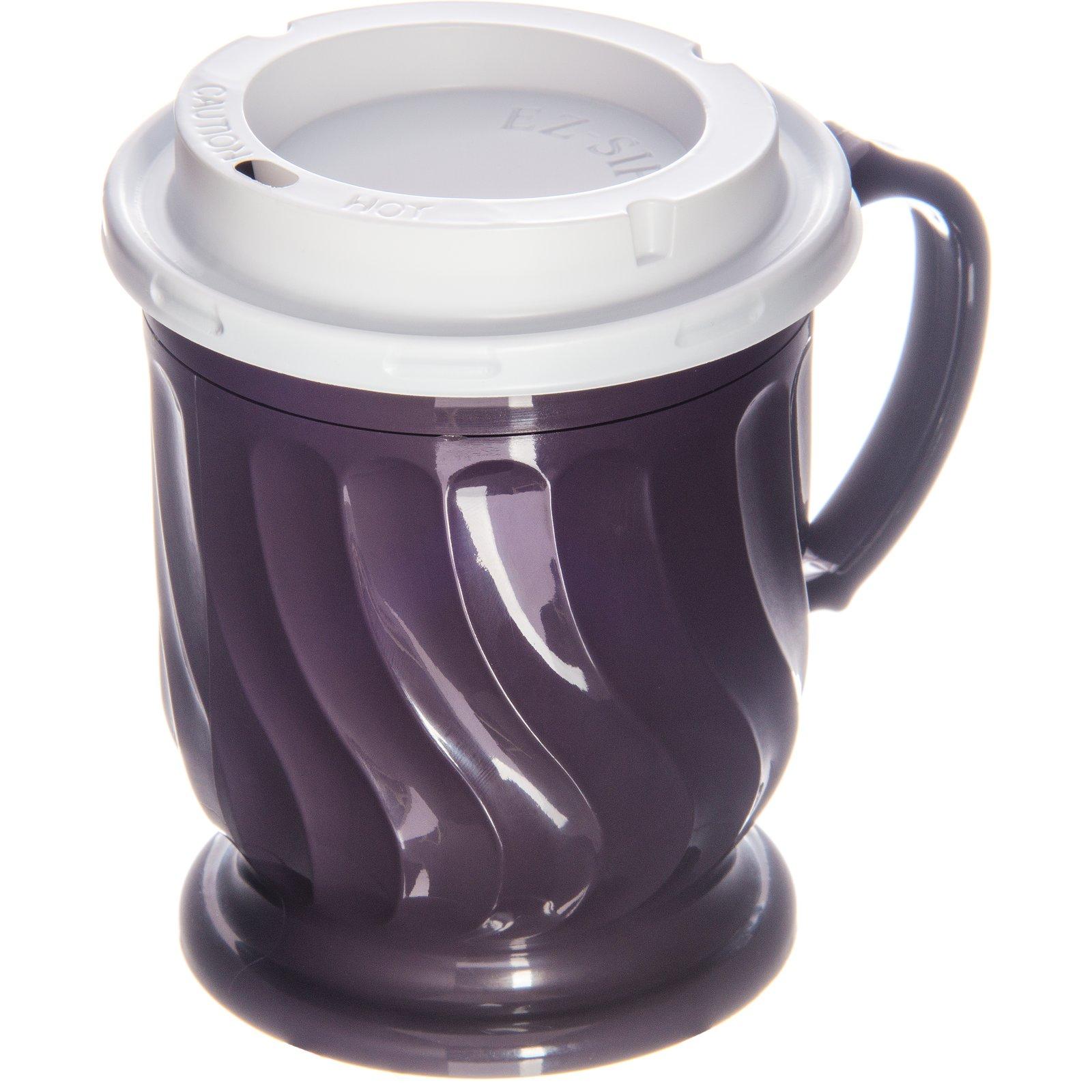 Dx30008775 Turnbury Ez Sip Lid Fits Dx 3000 8 Oz Mug Dx3200 5