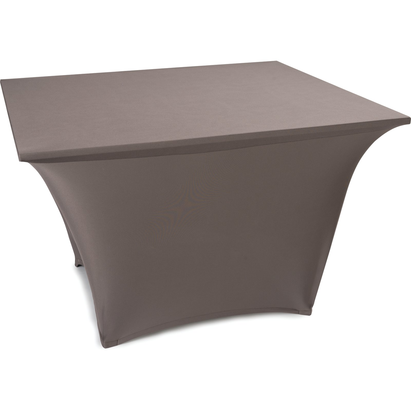225 & EMB5026S5454010 - Embrace™ Square Stretch Table Cover 54\