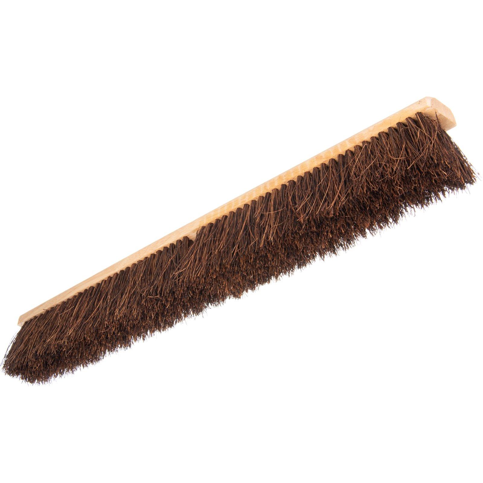 Carlisle 3621913600 Hardwood Block Garage Sweep 36 Block Size 4 Bristle Trim 36 Block Size 4 Bristle Trim Carlisle Corporation
