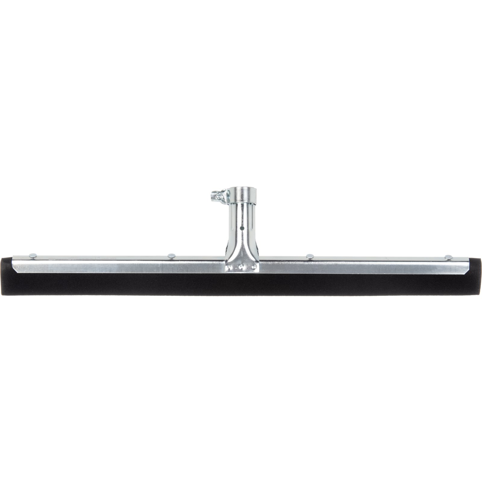 with  Rubber Carlisle 36631800 Straight Plated//Black Double Foam