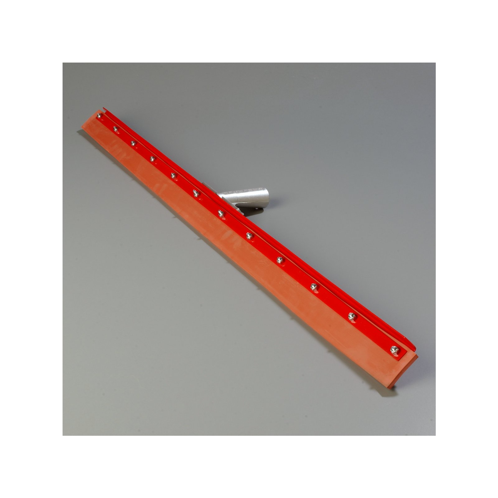 4007700 flo pacr straight red gum rubber floor squeegee for Floor squeegees heavy duty