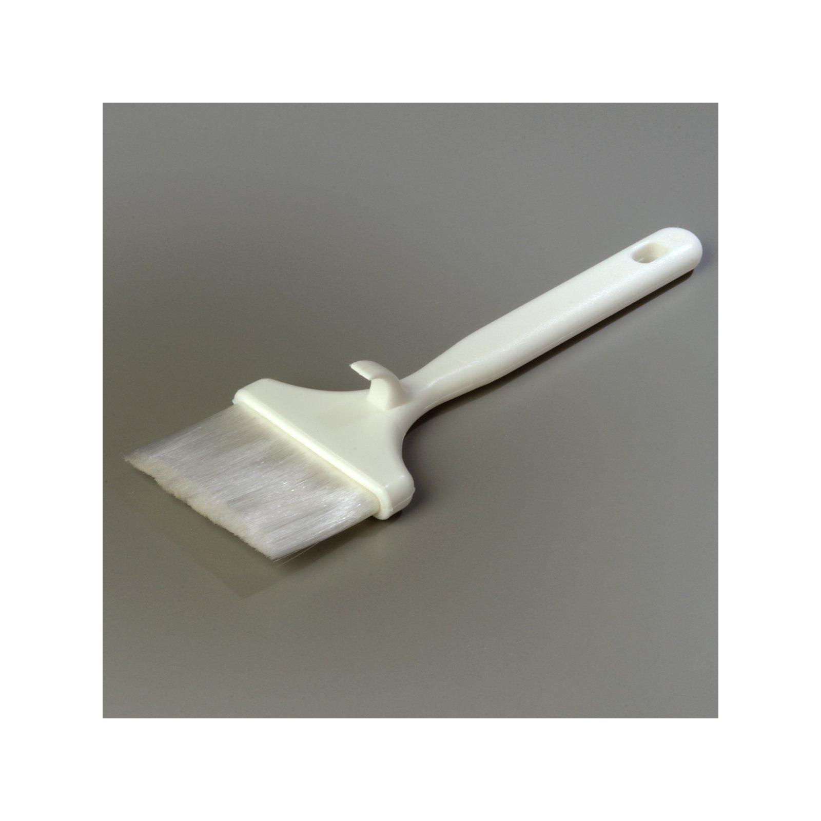 4040202 Sparta Meteor Nylon Bristle Basting Brush 3 White Carlisle Foodservice Products