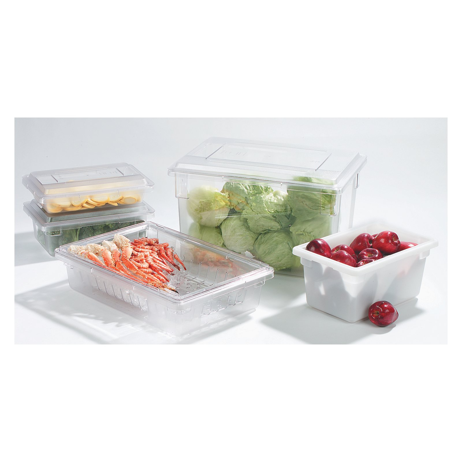 1062107 - StorPlus™ Polycarbonate Food Box Storage Container 8.5 Gallon 26  x 18  sc 1 st  Carlisle FoodService Products & 1062107 - StorPlus™ Polycarbonate Food Box Storage Container 8.5 ...
