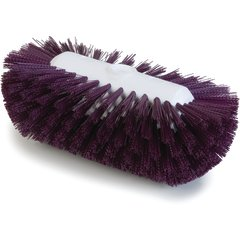 "Carlisle 4004368 Sparta Tank & Kettle Brush 5.5"" x 9"" Purple Case of 12"