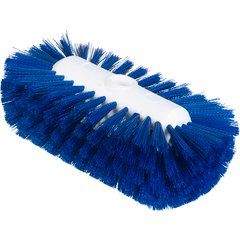 "Carlisle 4004314 Sparta Tank & Kettle Brush 5.5"" x 9"" Blue Case of 12"
