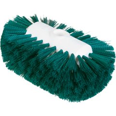 "Carlisle 4004109 Sparta Tank & Kettle Brush 5.5"" x 7.5"" Green Case of 12"