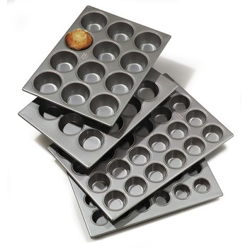 Steeluminum® Pans