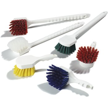 Polypropylene Block Kitchen Brushes