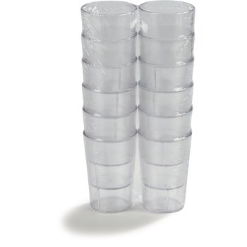 SAN Stackable™ Tumbler Shrink Wrap Packs