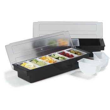 Plastic Condiment Caddies Carlisle Foodservice Products