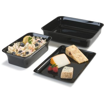 Rectangular Deli Crocks & Platters