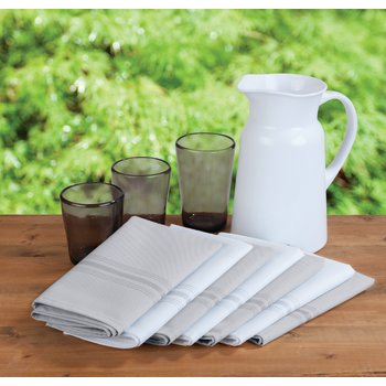 Epicure SoftWeave™ Tone on Tone Napkins