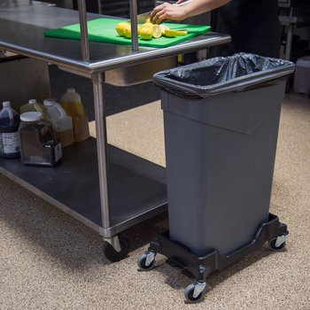 TrimLine™ Waste Containers Dolly