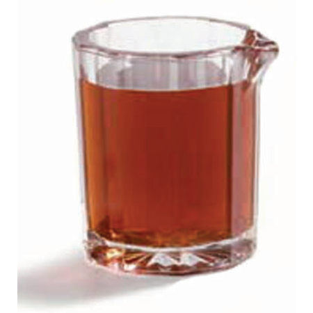 456007 - Syrup Pitcher/Creamer 2.1 oz - Clear