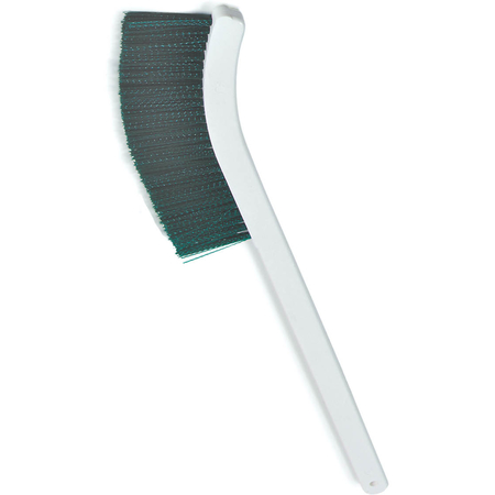 "4119809 - Spectrum® Wand Brush w/ Polyester Bristles 24"" Long - Green"