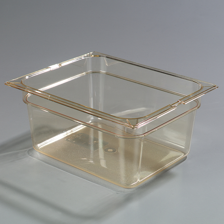 "1040213 - TopNotch® Full Size Food Pan HH 6"" DP Full Size - Amber"