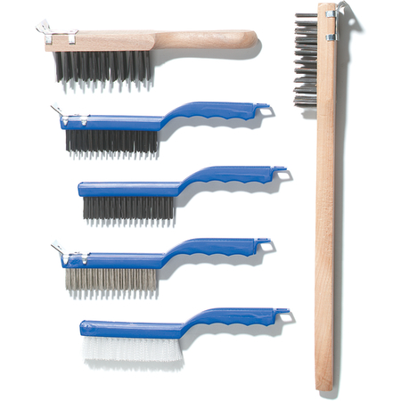4002700 - Thin Line Utility Scratch Brush 11.5""