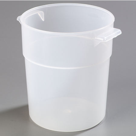 035530 - Polypropylene Bain Marie Food Storage Container 3.5 qt - Translucent