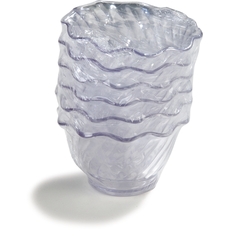 4530-807 - Tulip Dish 5 oz - Cash & Carry (6/st) - Clear