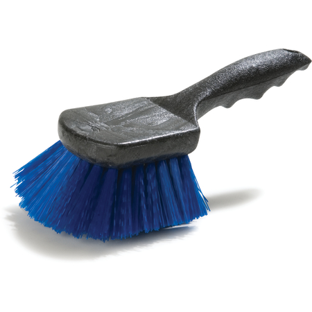 "3650514 - Sparta® Utility Scrub Brush With Polypropylene Bristles 8-1/2"" x 3"" - Blue"