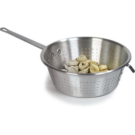 "60830 - Spaghetti Strainer 11-1/8"" - Aluminum"