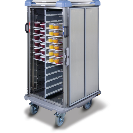 DXTAII4755026 - THERMAL • AIRE II™ TAII Cart, 26 Capacity, SR - Stainless Steel