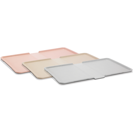 "DXSC1531000 - THERMAL • AIRE II™ Individual Meal Tray 12"" x 21"" (24/cs) - Salmon"