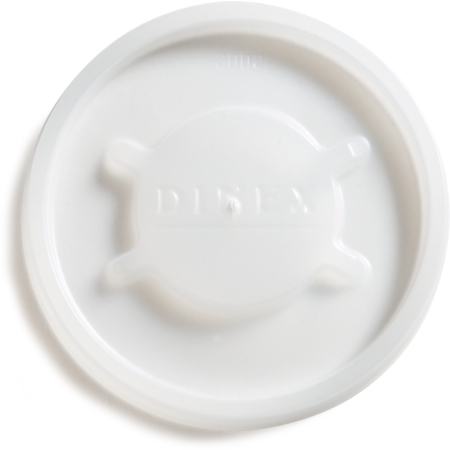 DX20029000 - Disposable Lid - Fits Specific 6 - 8 oz Carlisle, Cambro and G.E.T. Enterprises Tumblers  (1500/cs) - Translucent
