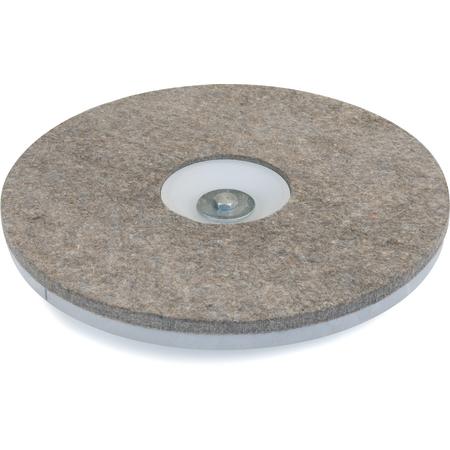 """361900SA-5N - Colortech™ Sand-Away® Sanding Disk 19"""" - Gray"""