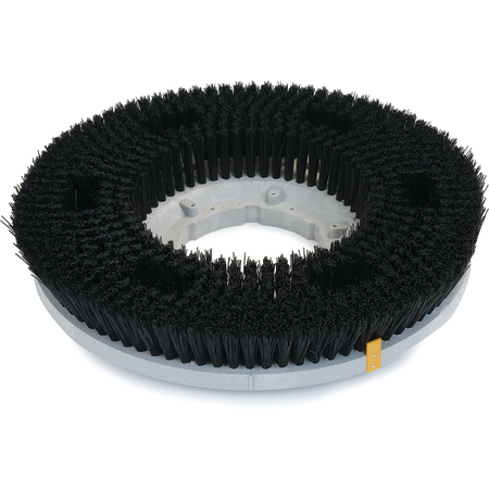 "361600P22-5N - Colortech™ General Scrubbing Brush 16"" - Black"