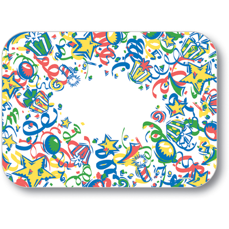 DXHS701I001 - Celebration Design Traycover Size: I  (100/pk)