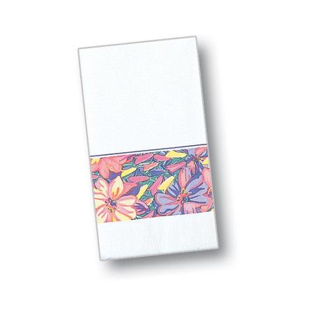"DXHS620DN01 - Springtime Design Dinner Napkins 15"" x 17"""